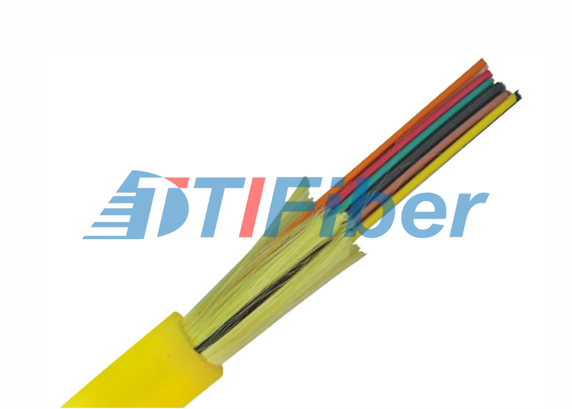 96 Core Distribution Fiber Optic Cables for Indoor Fiber Patch Cord